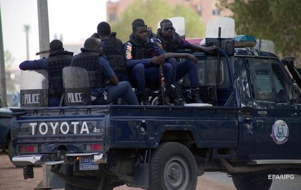 Полиция в Судане
