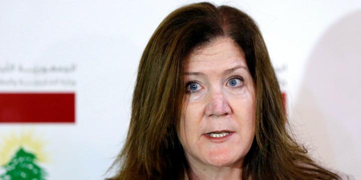 Посол США в Диване Дороти Ши