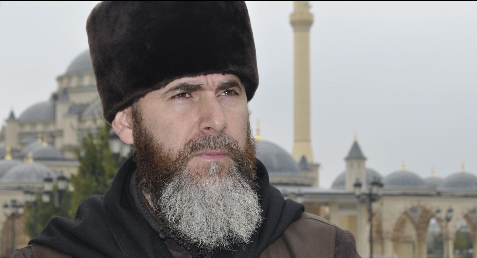 Муфтий ЧР Салах Межиев