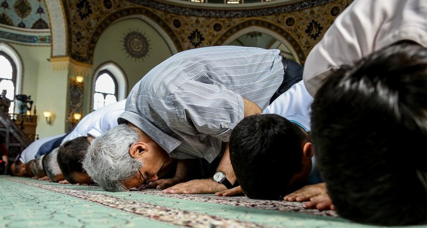 Коллективная молитва