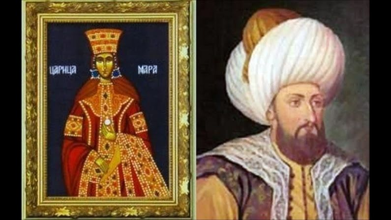 Османы умели совместить несовместимое: Мара Бранкович и ее супруг - османский султан Мурад II