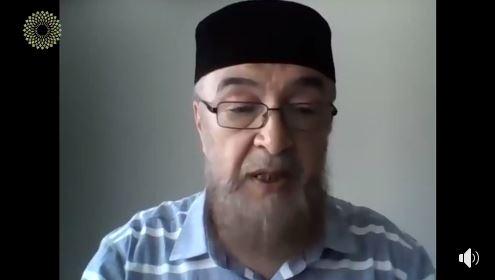 Выступление члена ВСМС, муфтия Нафигуллы Аширова