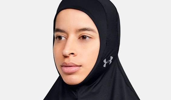 Хиджаб от Under Armour