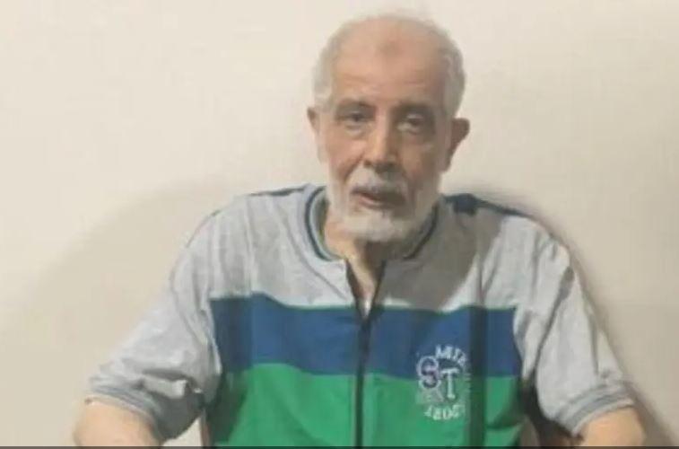 Махмуд Иззат при аресте