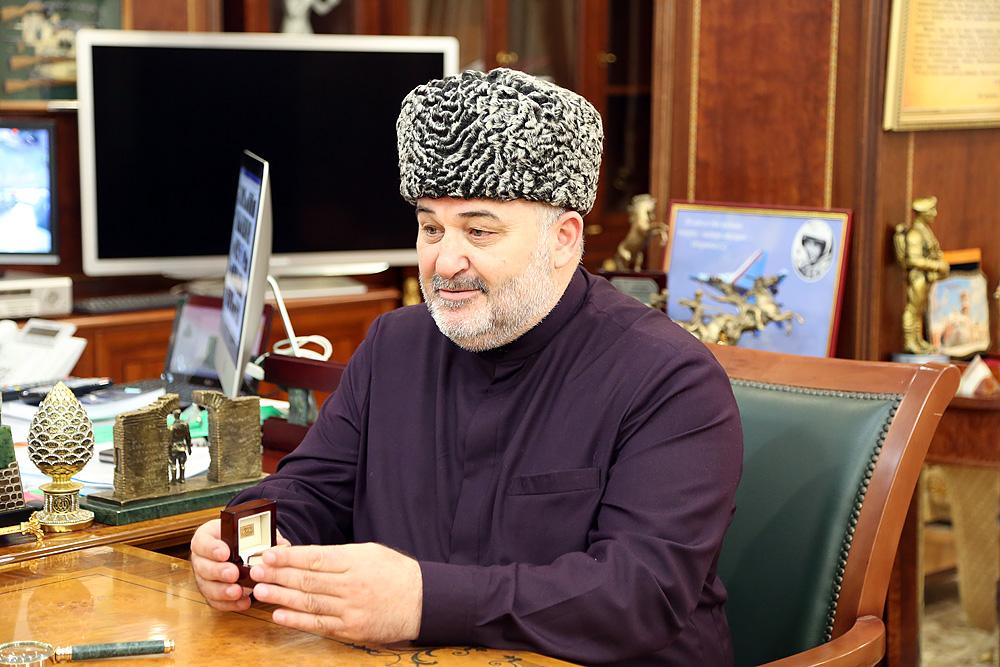 Иса Хамхоев