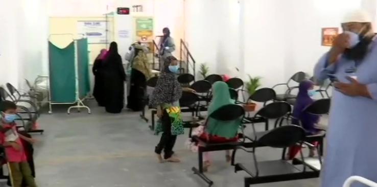 Клиника в мечети