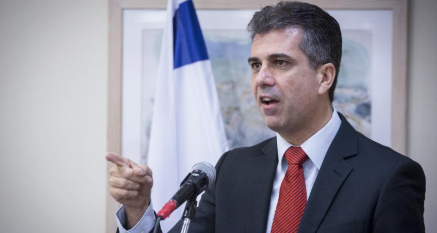 Израильский министр разведки Эли Коэн