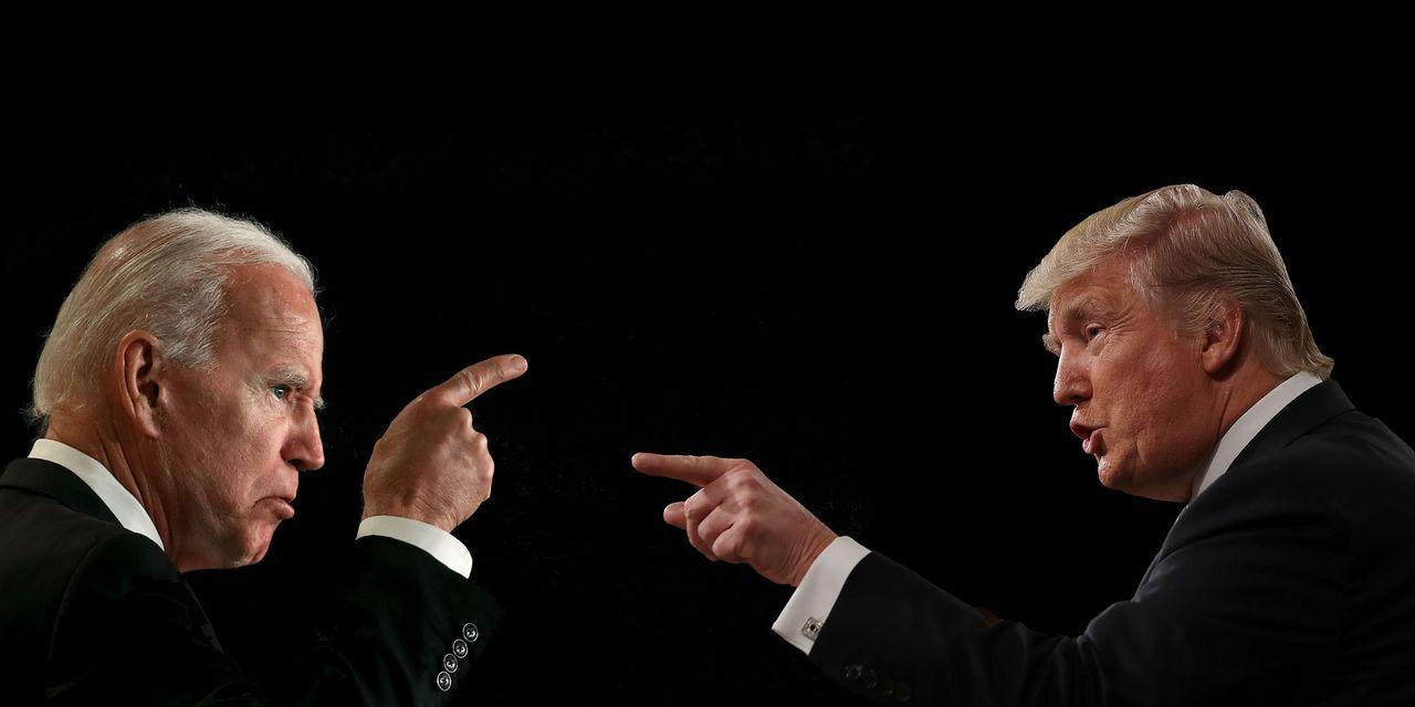 Байден vs Трамп