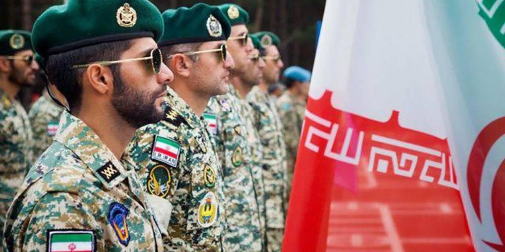 Иранские военные