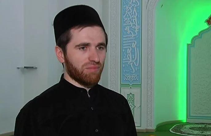 Имам Гаджияв Гаджиев. Фото: ugra-tv.ru