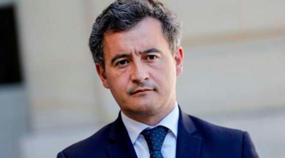 Глава МВД Франции
