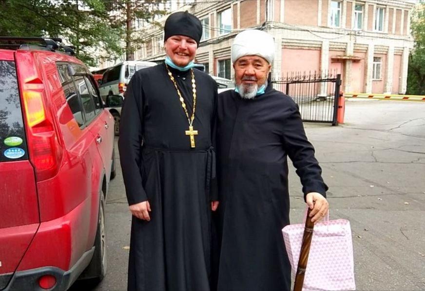 Радифулла Бадретдин и Александр Волошин