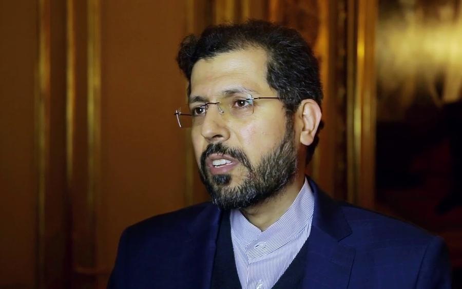 Официальный представитель МИД ИРИ Саид Хатибзаде
