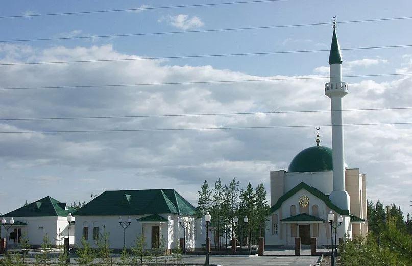 Покачи. Мечеть