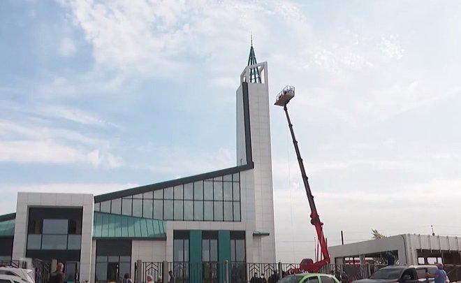 Мечеть «Яр Чаллы» сможет вмещать в себя чуть более 200 человек