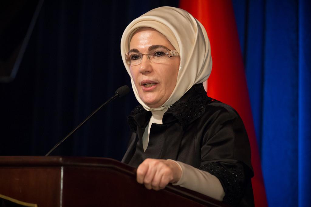 Эмине Эрдоган