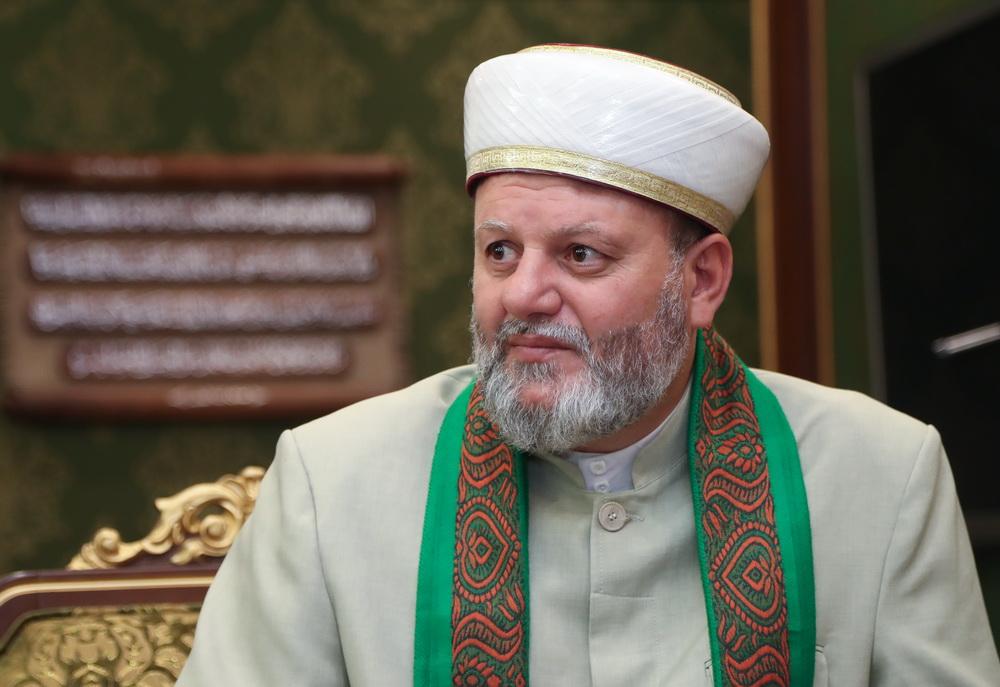 Муфтий Волгоградской области Абдулла Хаджи