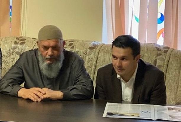 М.Рахимов и Р.Волков