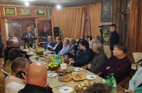 Круглый стол на тему: «Россия – Тюркский мир: пути к сотрудничеству»