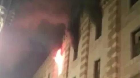 Кадр пожара