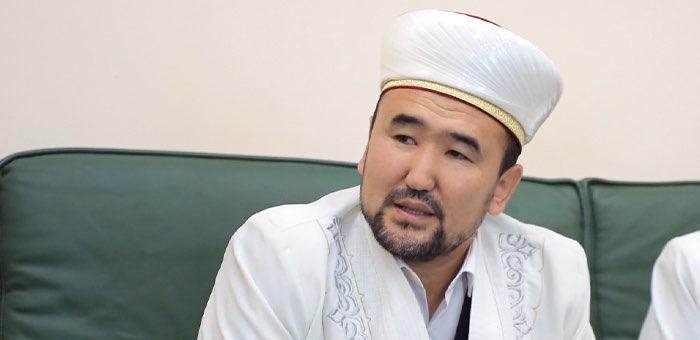 Муфтий Жанболат Охтаубаев