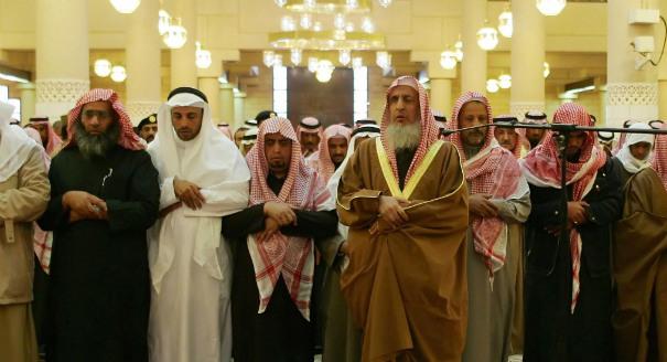 Саудовские богословы