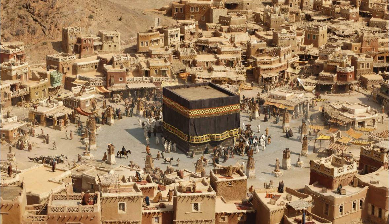 Мекка - родина пророка Мухаммада