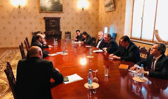 Богданов обсудил с ХАМАС палестино-израильское урегулирование