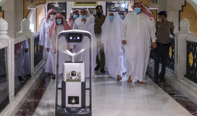Санитарный робот