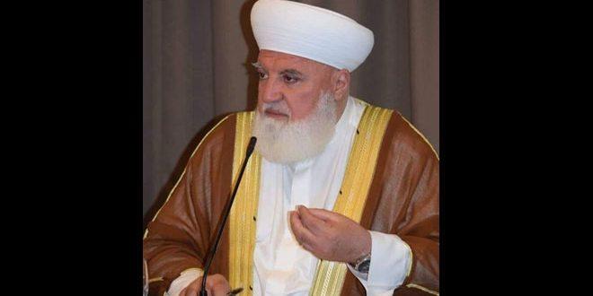 Погибший муфтий Мухаммад Афиуни