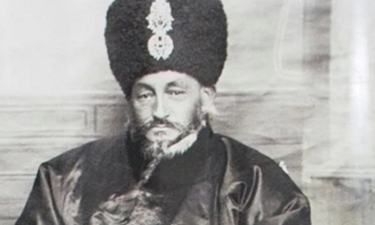 Последний правитель Хивы Саид Абдулла-хан