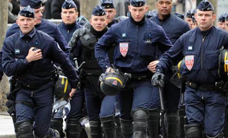 Французские силовики