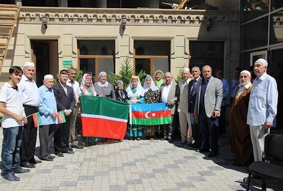 Татары Азербайджана