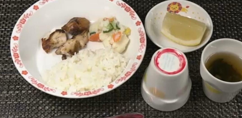 Халяльный обед в токийском детсаду