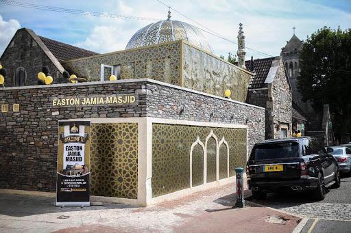 Бристольская мечети Истон Джамиа