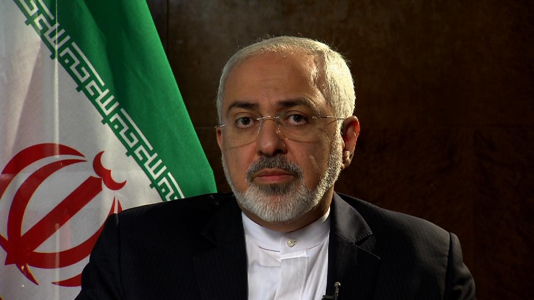 Глава МИД Ирана