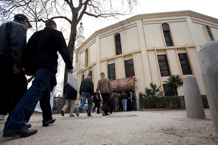 Соборная мечеть Брюсселя