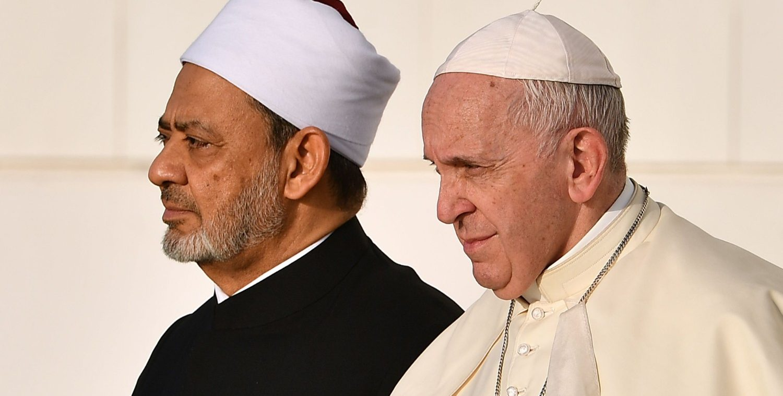 Шейх Аль-Азхара и Папа Римский