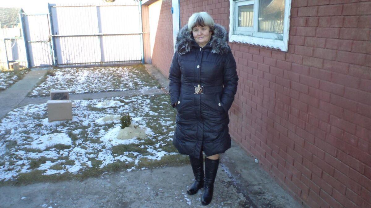 Надежда Чекмарёва
