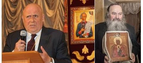 Олег Платонов и Валерий Ерчак