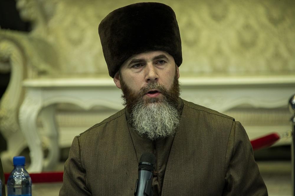 Муфтий Чечни