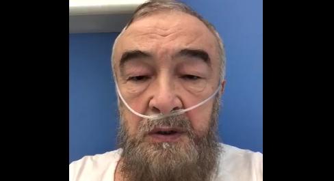 Глава ДУМАЧР Нафигулла Аширов