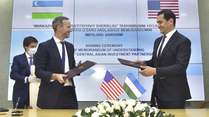 Фото: Посольство США в Узбекистане