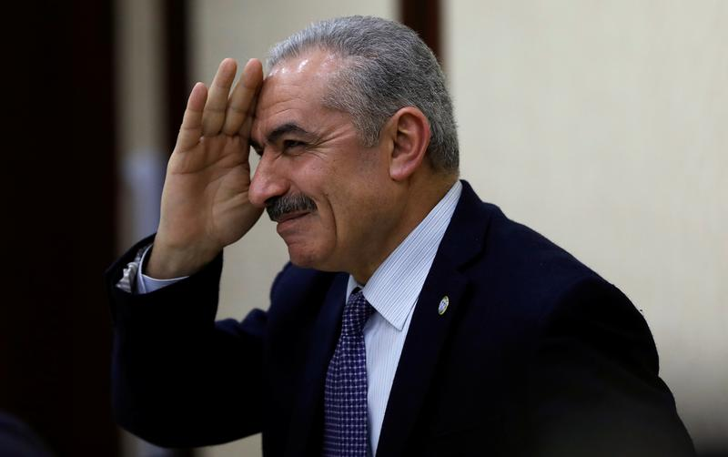 Palestinian Prime Minister Mohammed Shtayyeh (Photo: Reuters)