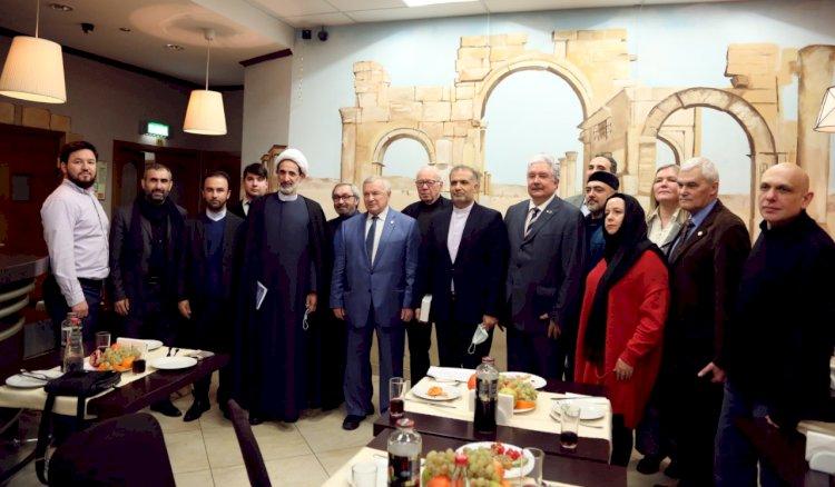 Участники собрания