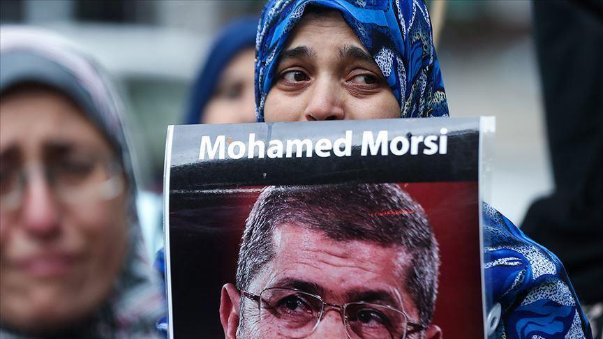 Сторонники Мухаммада Мурси
