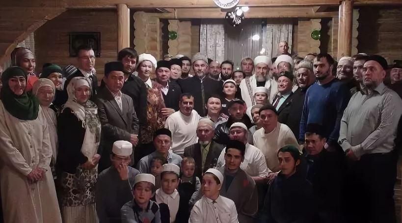 Мусульмане Тюмени