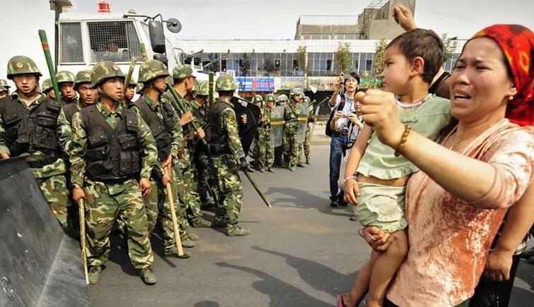 Уйгуры и силовики