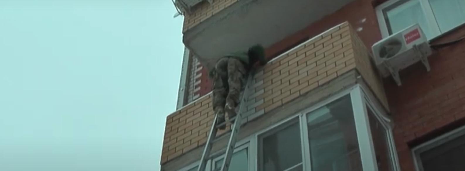 Фрагмент видео
