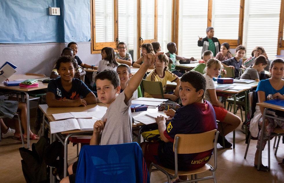 Каталонские школы начали учить своих воспитанников основам ислама